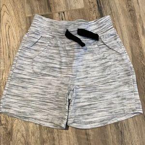 NWOT Calvin Klein Baby Gray Shorts